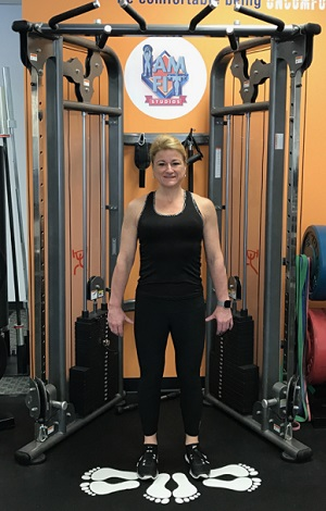 IamFit AngelaSonon After After